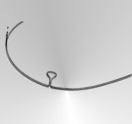 Arco-Con 2 Loops para Retracción