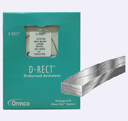 Arco-D-Rect y Force 9