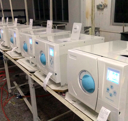 Productos Ergodent-AUTOCLAVES